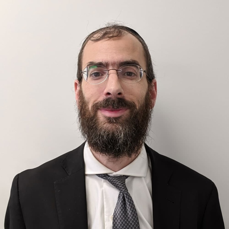 Rabbin Yerucham Gluestein