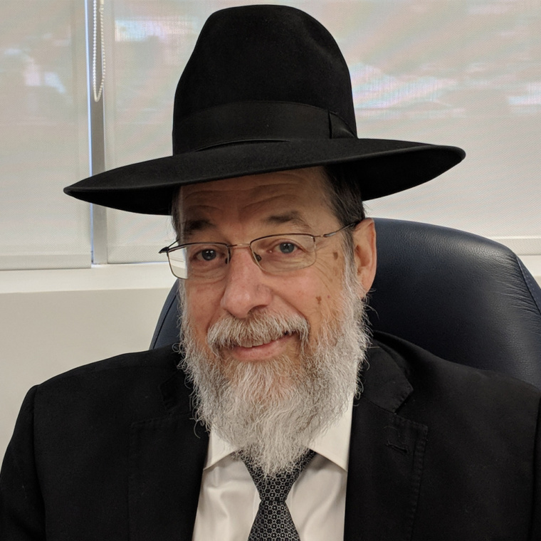 Rabbi Merling